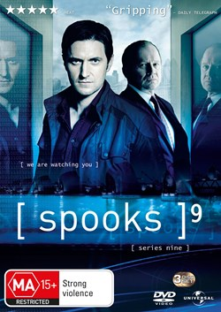 Spooks: The Complete Season 9 [DVD]
