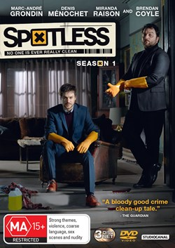 Spotless: Season 1 [DVD]