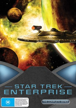 Star Trek - Enterprise: The Complete Collection [DVD]