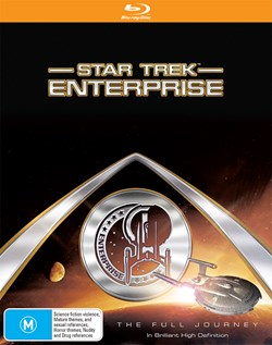 Star Trek - Enterprise: The Complete Collection [Blu-ray]