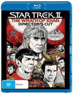 Star Trek 2 - The Wrath of Khan: Director's Cut [Blu-ray]