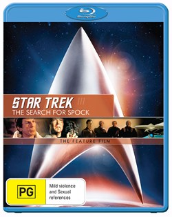 Star Trek 3 - The Search for Spock [Blu-ray]