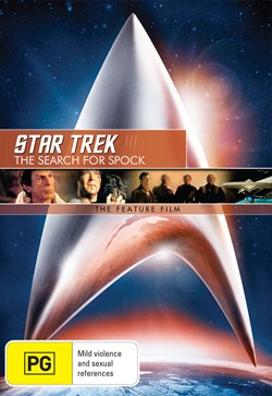 Star Trek 3 - The Search for Spock [DVD]