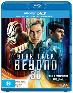 Star Trek Beyond (3D Edition with 2D Edition) [Blu-ray]