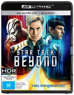 Star Trek Beyond (4K Ultra HD + Blu-ray) [UHD]