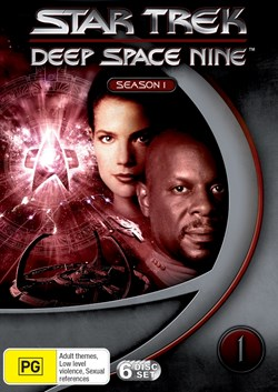 Star Trek Deep Space Nine: Series 1 [DVD]