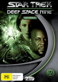 Star Trek Deep Space Nine: Series 2 [DVD]