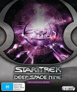 Star Trek Deep Space Nine: The Complete Journey - Series 1-7 [DVD]