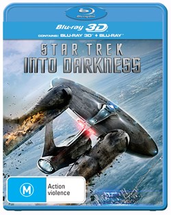 Star Trek Into Darkness (3D Edition with 2D Edition) [Blu-ray]