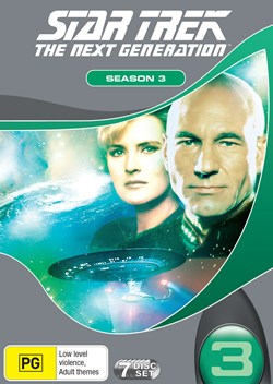 Star Trek the Next Generation: The Complete Season 3 [DVD]