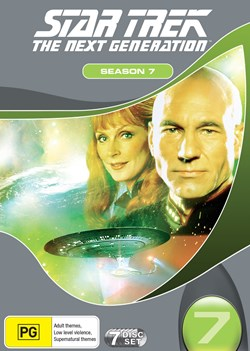 Star Trek the Next Generation: The Complete Season 7 [DVD]