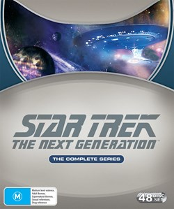 Star Trek the Next Generation: The Complete Seasons 1-7 [DVD]