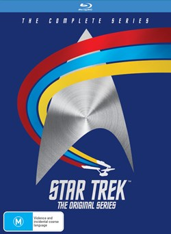 Star Trek the Original Series: Complete [Blu-ray]