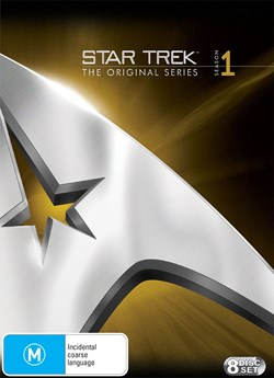 Star Trek the Original Series: Season 1 [DVD]
