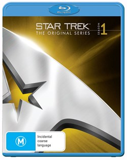 Star Trek the Original Series: Season 1 [Blu-ray]
