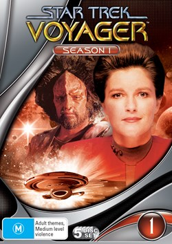 Star Trek Voyager: Season 1 [DVD]