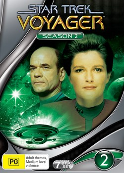 Star Trek Voyager: Season 2 [DVD]