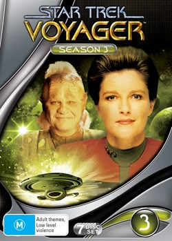 Star Trek Voyager: Season 3 [DVD]
