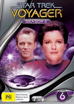 Star Trek Voyager: Season 6 [DVD]