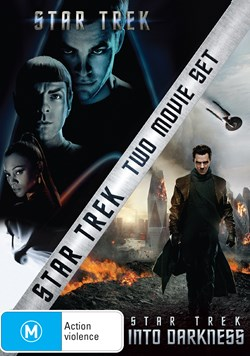Star Trek/Star Trek - Into Darkness [DVD]