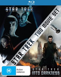 Star Trek/Star Trek - Into Darkness [Blu-ray]
