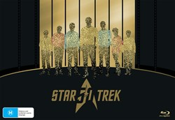 Star Trek: 50th Anniversary Collection [Blu-ray]