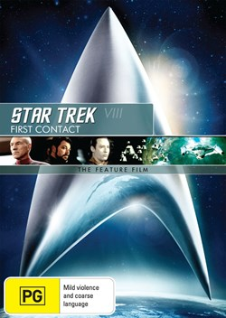 Star Trek 8 - First Contact [DVD]