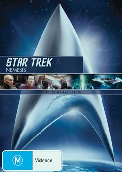 Star Trek 10 - Nemesis [DVD]