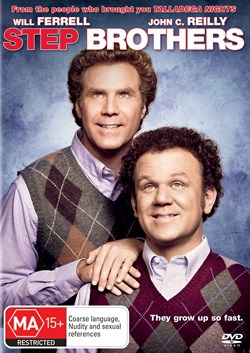 Step Brothers [DVD]