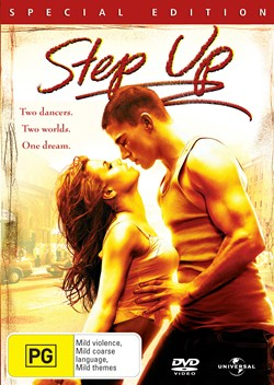 Step Up [DVD]