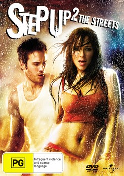 Step Up 2 - The Streets [DVD]