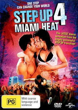 Step Up 4 - Miami Heat [DVD]