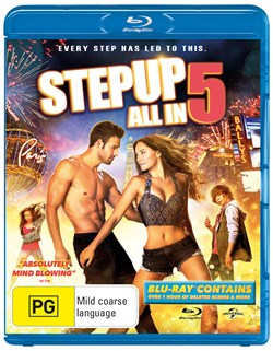 Step Up 5 - All In [Blu-ray]
