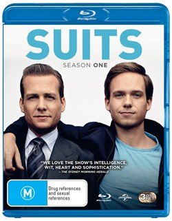 Suits: Season One [Blu-ray]