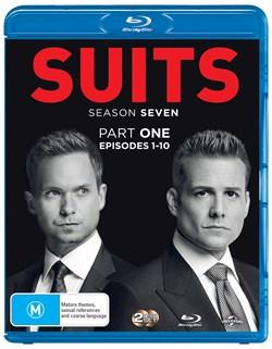 Suits: Season Seven, Part One [Blu-ray]