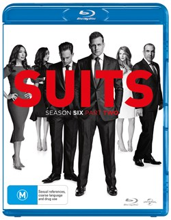 Suits: Season Six, Part Two [Blu-ray]