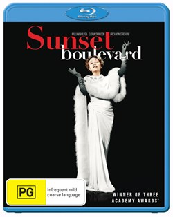 Sunset Boulevard [Blu-ray]