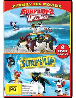 Surf's Up/Surf's Up 2 - WaveMania [DVD]