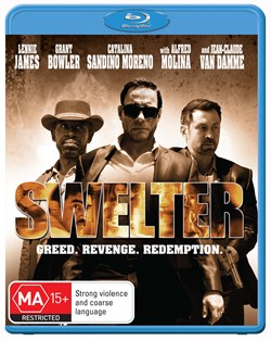 Swelter [Blu-ray]