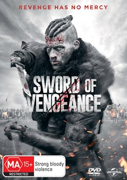 Sword of Vengeance [DVD]