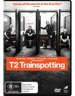 T2 Trainspotting [DVD]