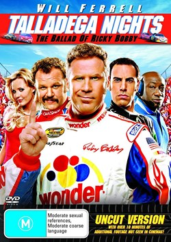 Talladega Nights - The Ballad of Ricky Bobby [DVD]
