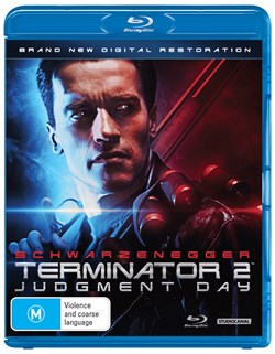 Terminator 2 - Judgment Day [Blu-ray]
