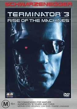 Terminator 3 - Rise of the Machines [DVD]