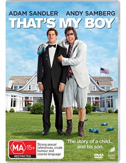 That's My Boy [DVD]