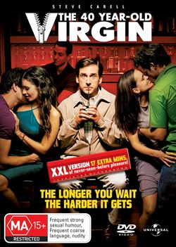 The 40 Year-old Virgin [DVD]