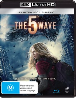 The 5th Wave (4K Ultra HD + Blu-ray) [UHD]