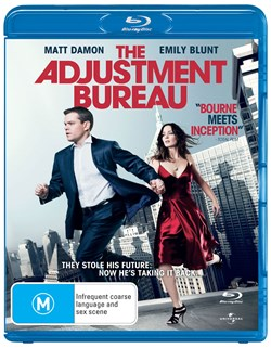 The Adjustment Bureau [Blu-ray]