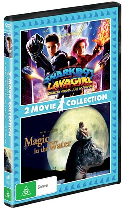 The Adventures of Shark Boy and Lava Girl/Magic in the Water [DVD]