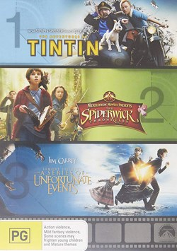 The Adventures of Tintin - The Secret of the Unicorn/... [DVD]